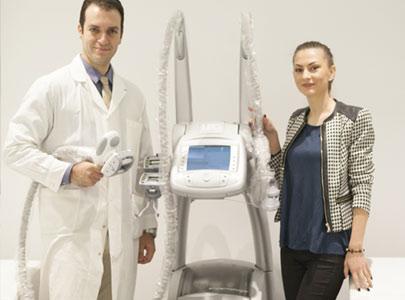 VF Laser Clinics - Νικήτρια Διαγωνισμού Κρυολιπόλυσης