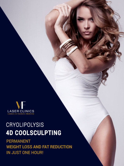 VF LASER CLINICS - CRYOLIPOLYSIS COOL SCULPTING