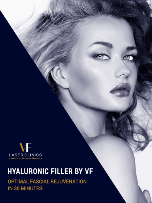 VF LASER CLINICS - HYALOURONIC FILLER BY VF